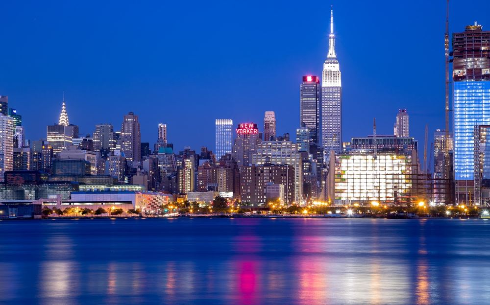 Nowy York - Skyline