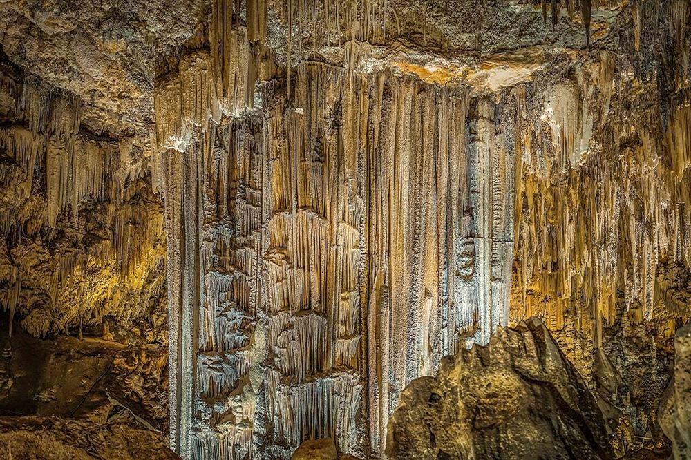 Nerja: raj dla miłośników jaskiń