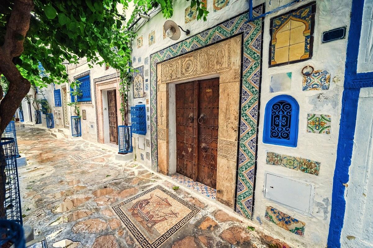 Hammamet - stare miasto