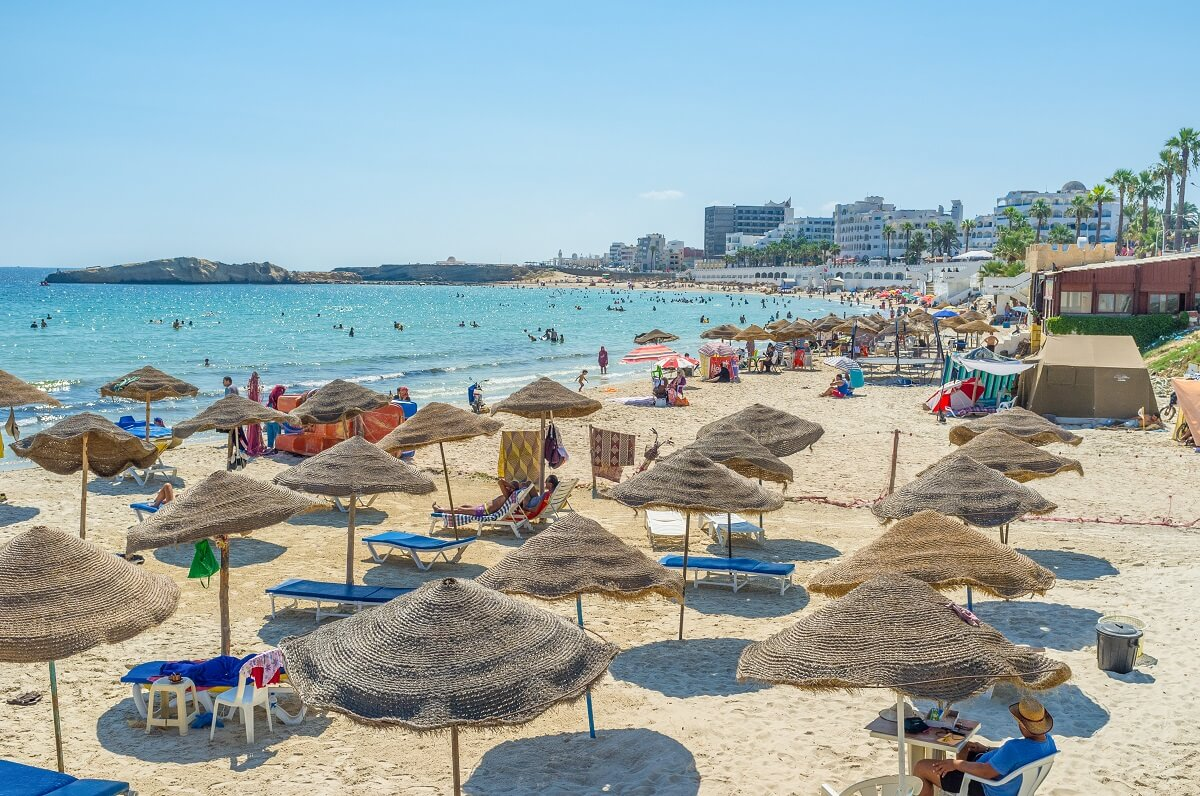 Monastir - plaża