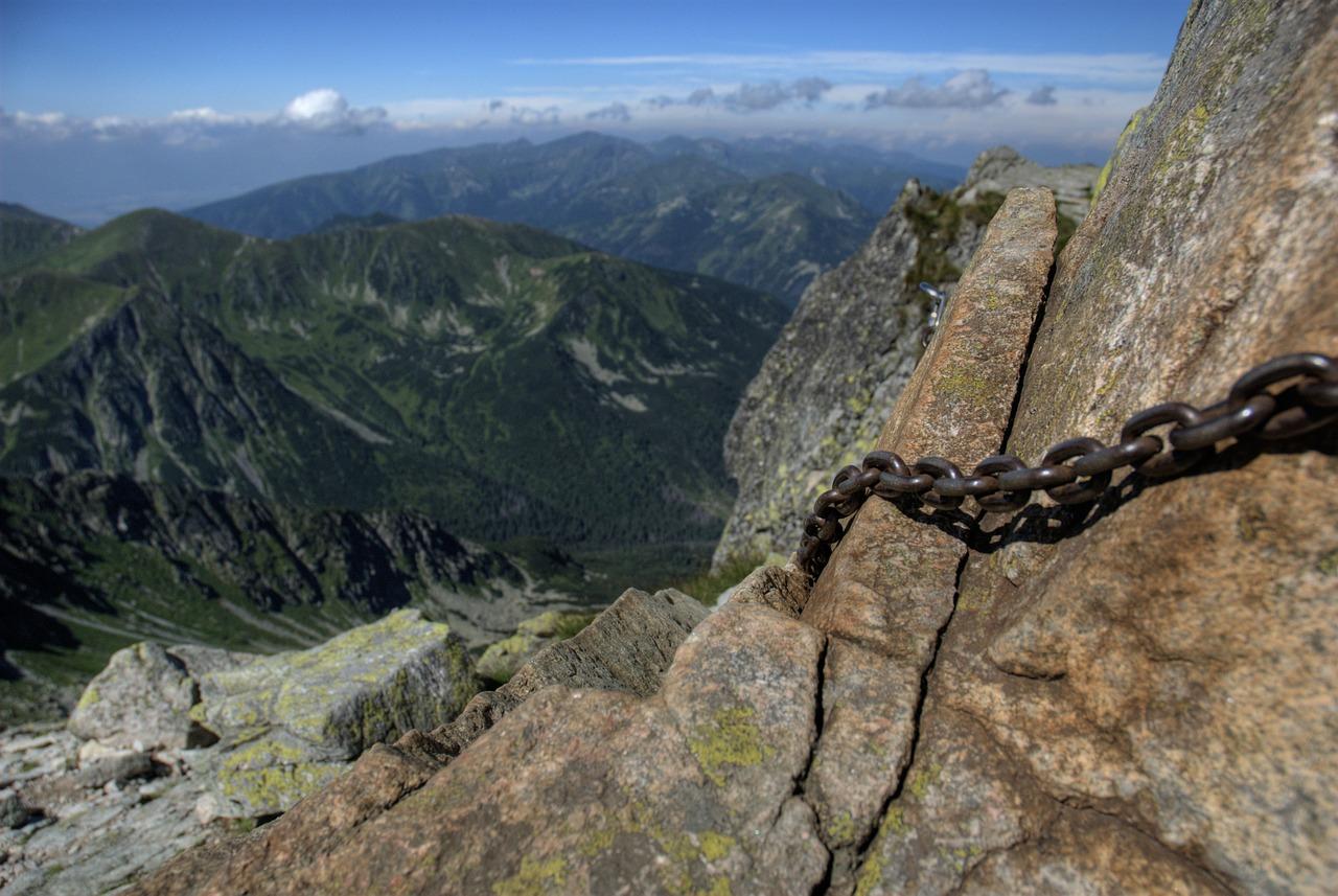 polskie szczyty tatry