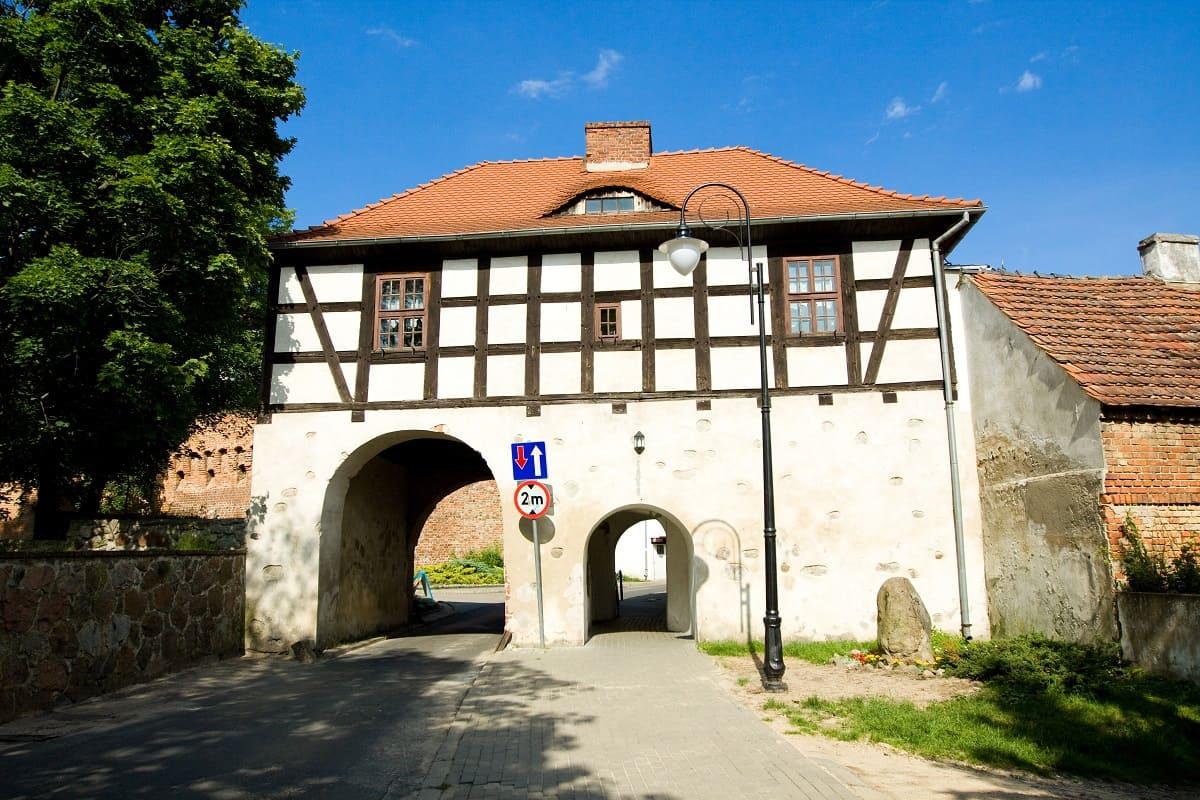 Brama Marchijska Łagów