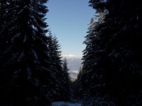 babia góra - polskie szczyty