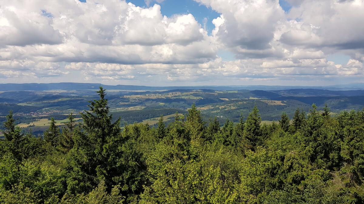 Kalenica - Góry Sowie